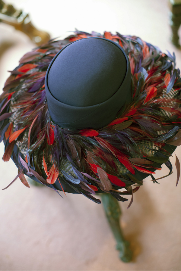 mothers wedding outfit hat