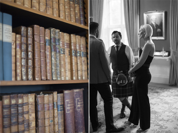 guests and books