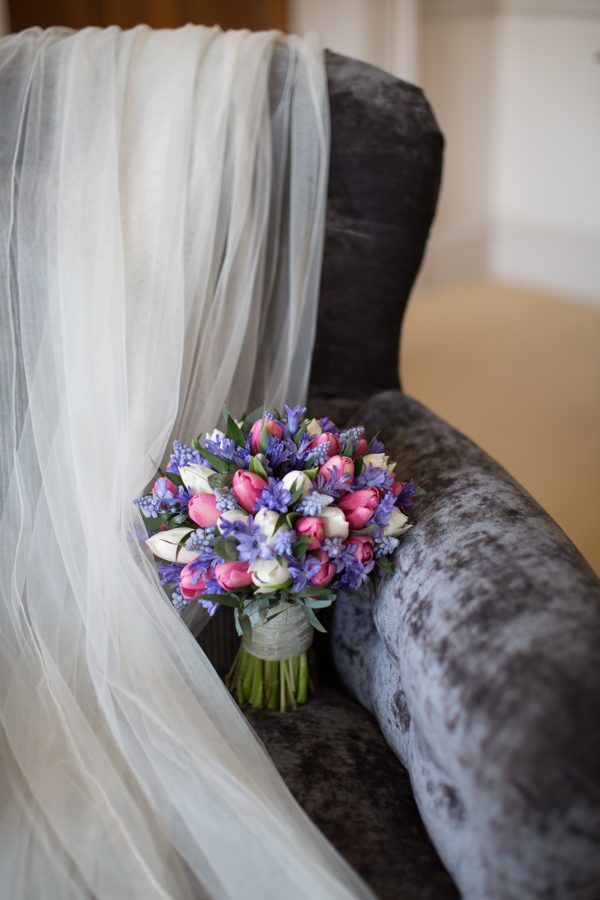 wedding photographer blairquhan castle flowers