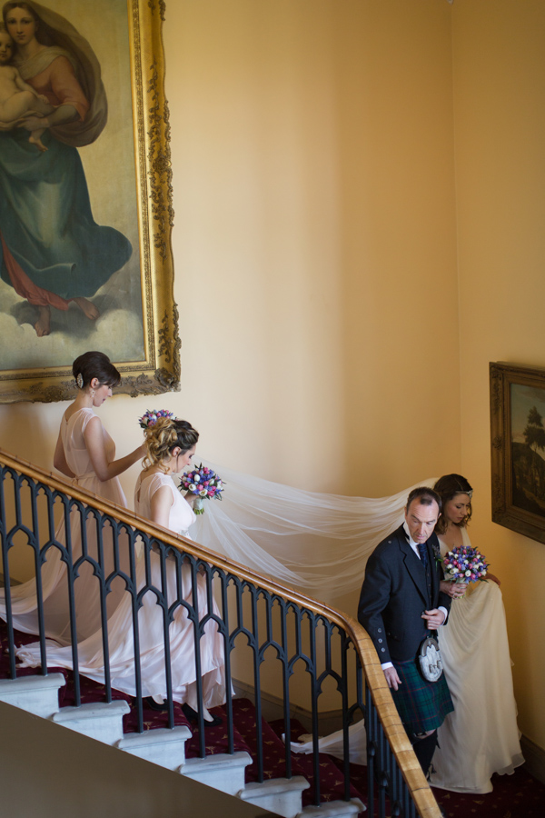 wedding photos Blairquhan Castle fotogenic of scotland