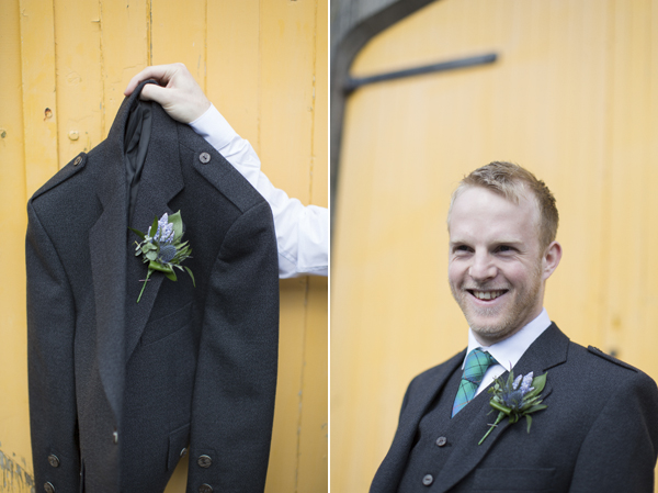groom at blairquhan castle stables