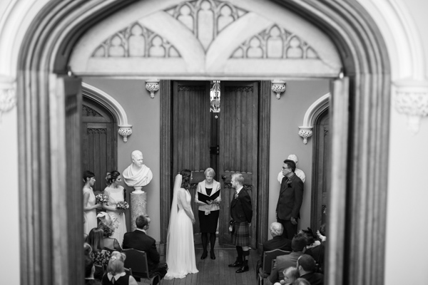 view over ceremony