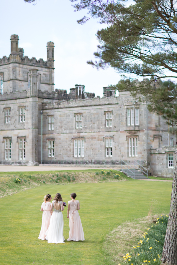 wedding photos Blairquhan Castle ayrshire