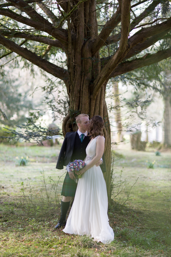 wedding photographer Blairquhan Castle