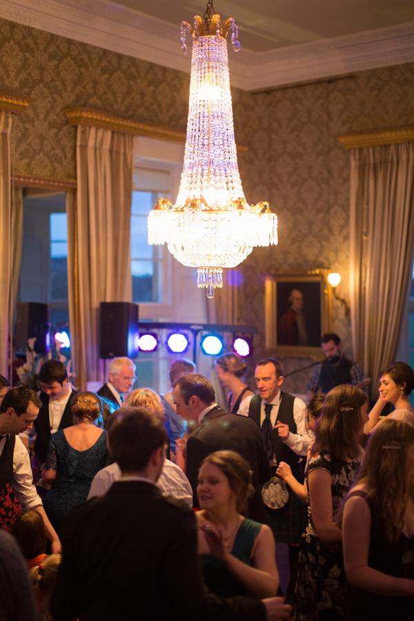 wedding dancing ayrshire