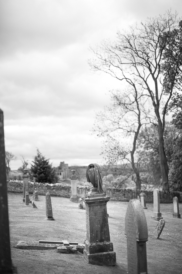 cementary in scotland