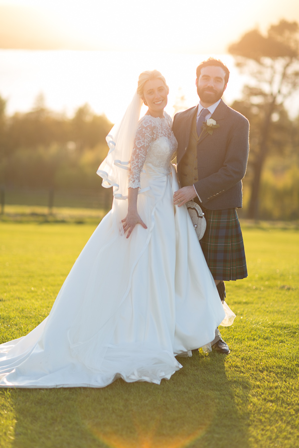 wedding photography loch lomond glasgow scotland