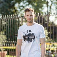 jamie dornan actor celebrity portrait for castle toward campaign