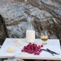 cranachan ingerdients scottish desert teh lodge on loch goil food