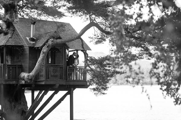 wedding photos the lodge on loch goil