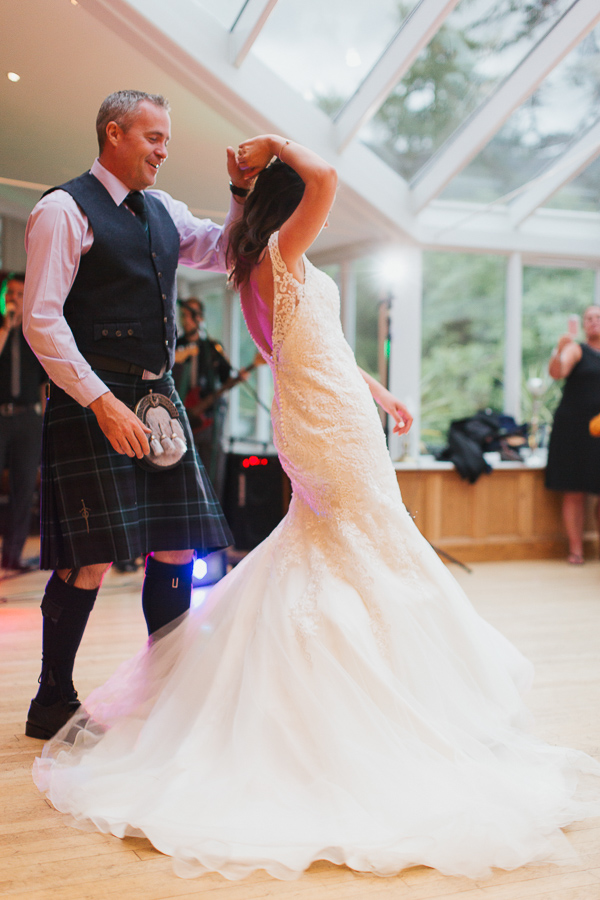 first dance wedding photographers glasgow