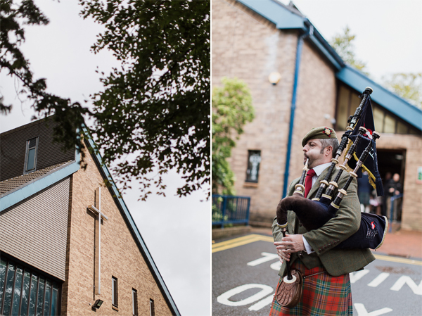 piper at the bearsden church photography