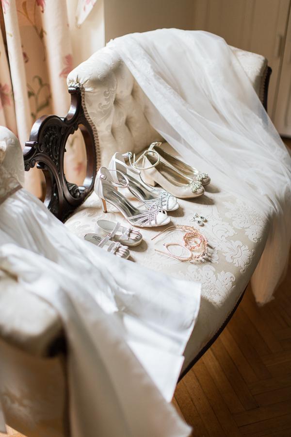 wedding veil bearsden photography