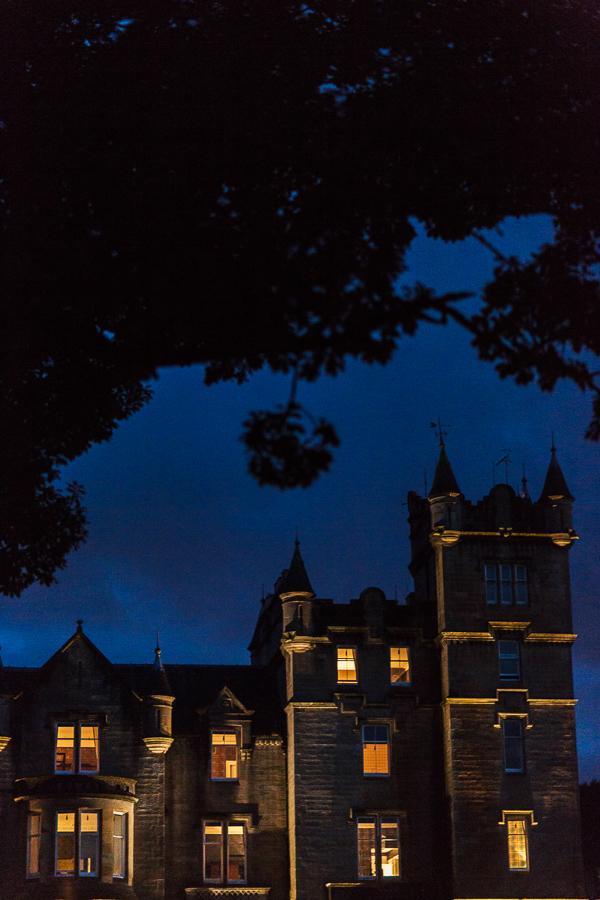 cameron house evening view fotogenic of scotland