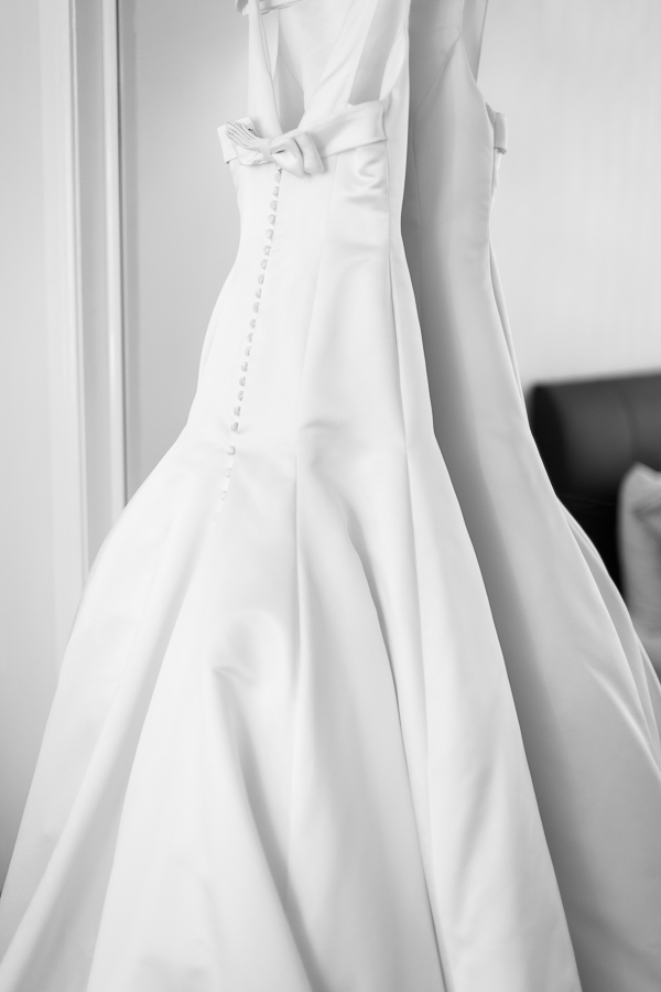 wedding photographer Glasgow mar hall wedding dress