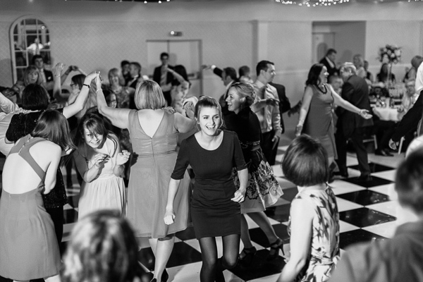 evening dance at the wedding mar hall glasgow