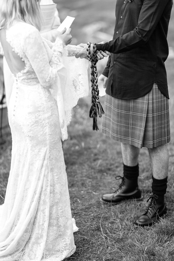 hand fastening scottish tradition