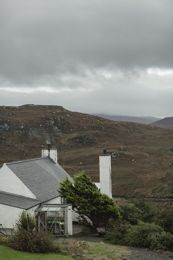 house on isle of harris