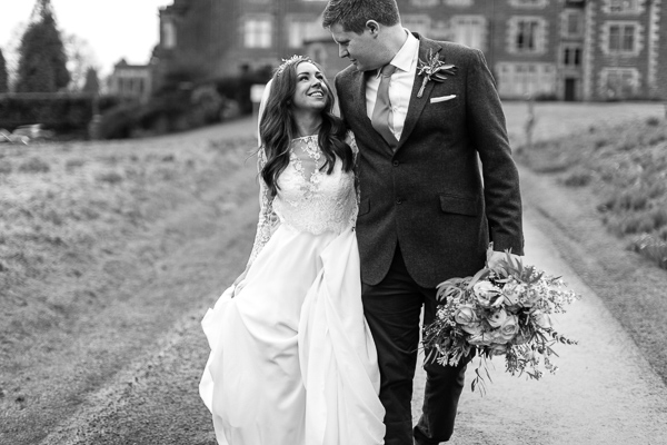 wedding photographer cromlix hotel scotland