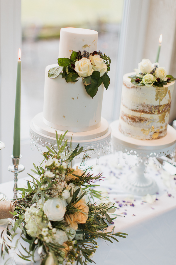 wedding cakes cromlix house