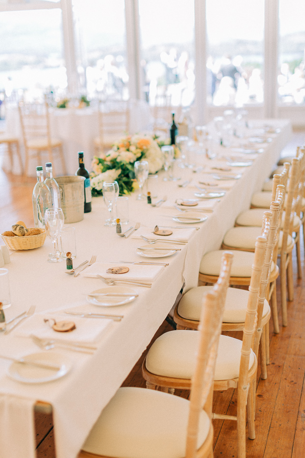 wedding reception loch lomond