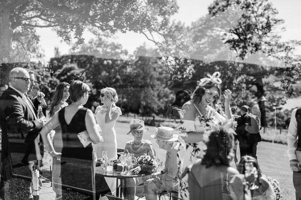 summer wedding loch lomond