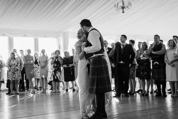 first dance loch lomond