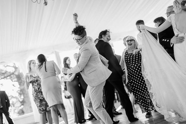 fun at the wedding loch lomond