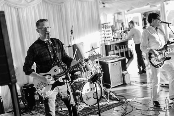 wedding band loch lomond