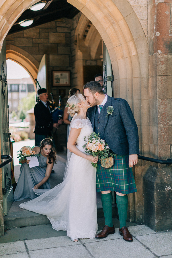 married couple parish church helensburgh