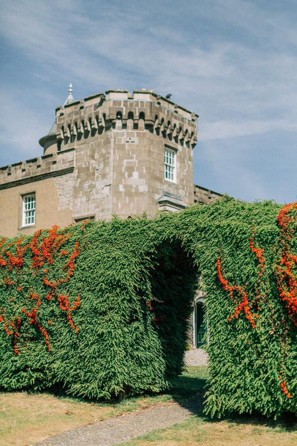 boturich castle in loch lomond