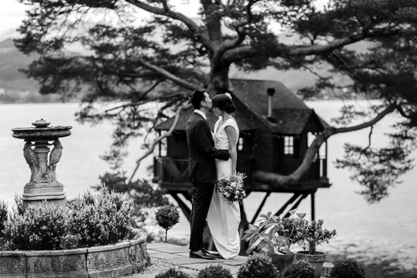 wedding photos loch goil