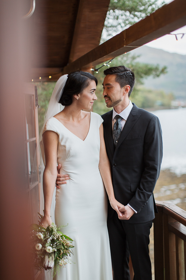 the lodge on loch goil wedding photography prices