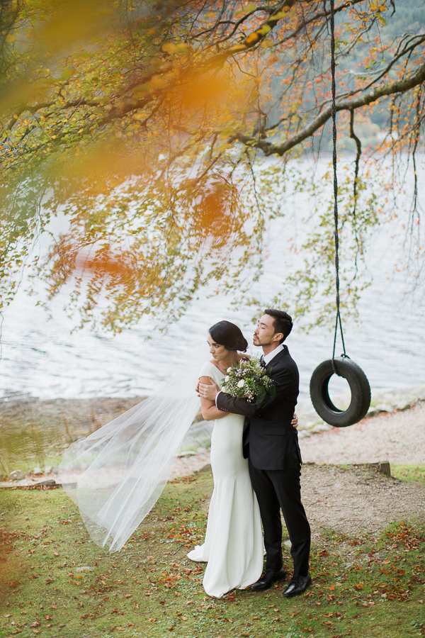 wedding photographer loch goil prices