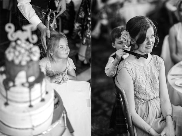 candid reportage wedding photos glasgow