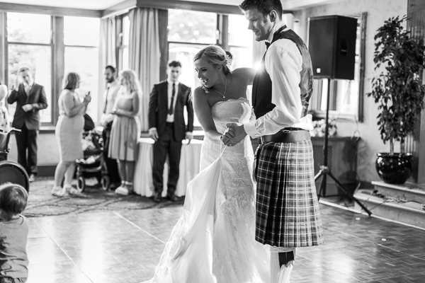 weddign dancing