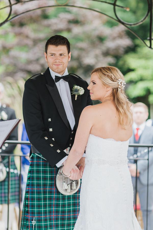lochgreen wedding photographer
