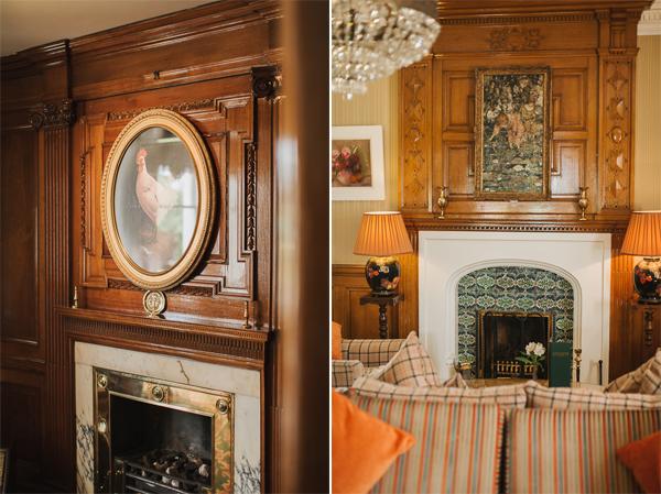 lochgreen hotel interior details