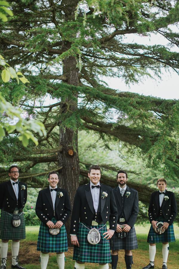 wedding lochgreen photos scotland