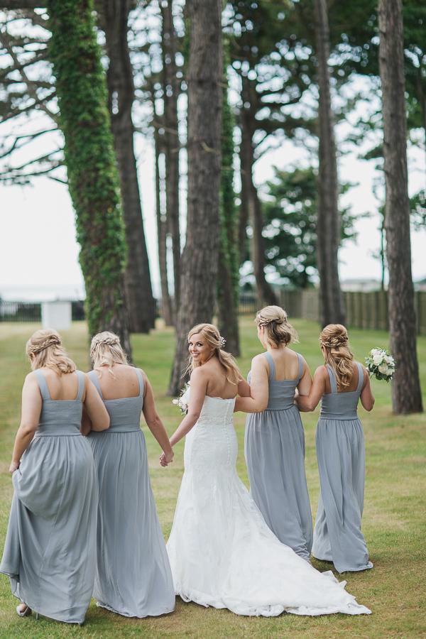 lochgreen wedding photos troon scotland