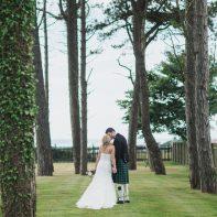 lochgreen wedding photos scotland
