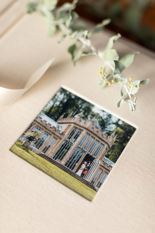 culzean castle wedding album scotland cover