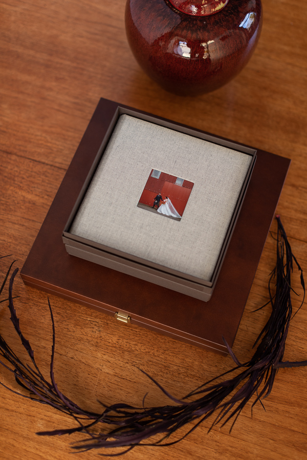 dalduff farm wedding albums from Scotland