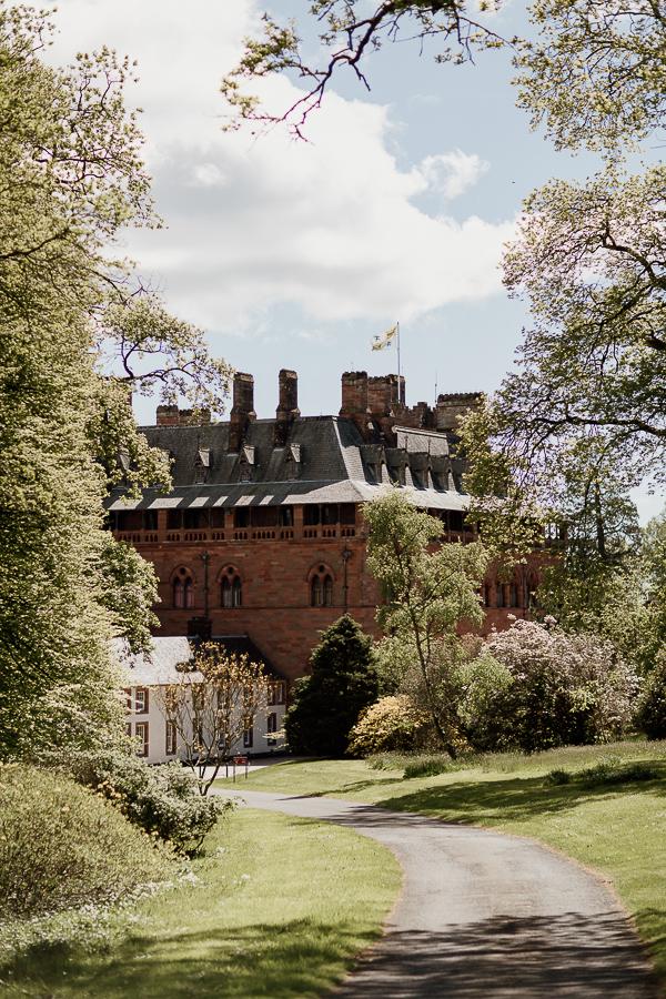 mount stuart main wedding venue