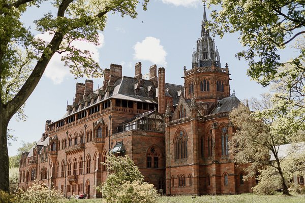 wedding venue mount stuart
