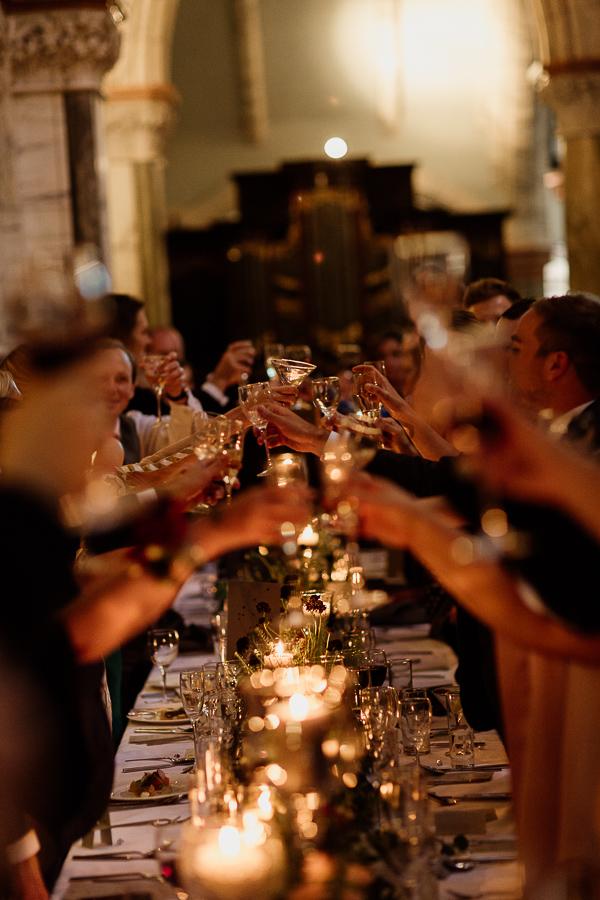 wedding toast in scotland