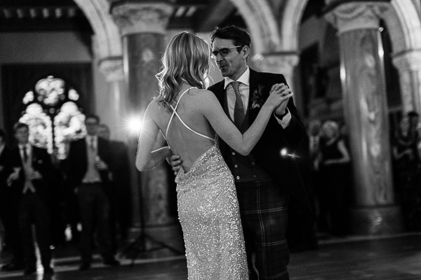 first dance at mount stuart great hall scotland