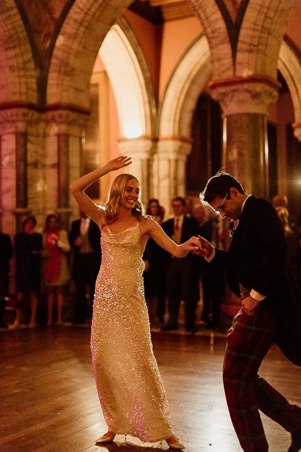 dancing at mount stuart fotogenic