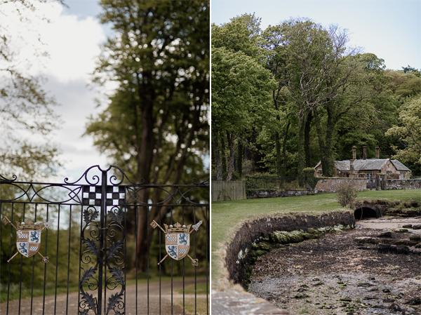 mount stuart gates wedding