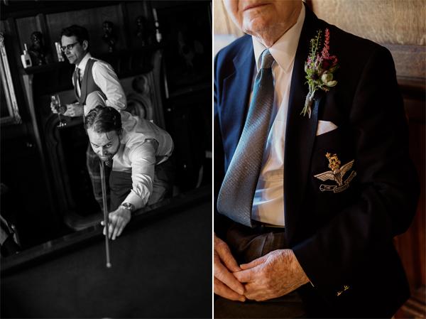 groomsmen plain pool room mount stuart grandad